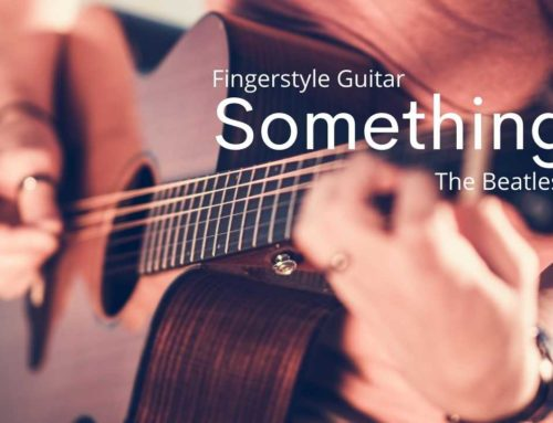 Something – The Beatles | Fingerstyle Guitar Tab