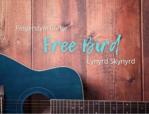 Free Bird Fingerstyle Guitar Tabs