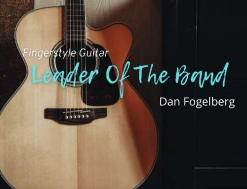 Leader Of The Band Fingerstyle Guitar Tabs